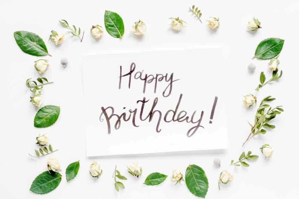 Professional Happy Birthday Wishes Image