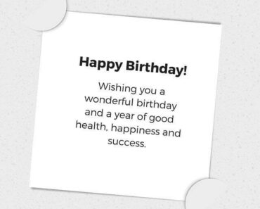 Professional Happy Birthday Wishes Quotes