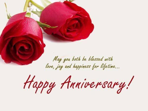 Happy Anniversary Couple Quotes