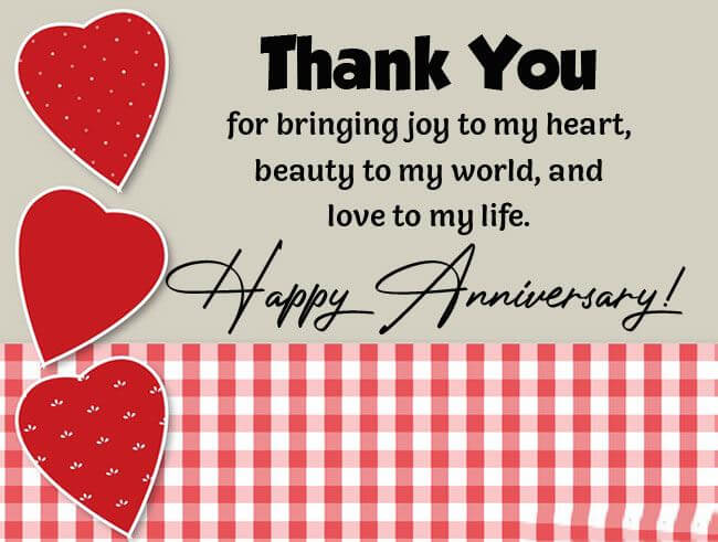 Happy Anniversary Wishes for Boyfriend Messages