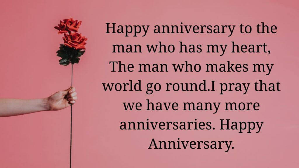 Happy Anniversary Wishes for Boyfriend Quotes