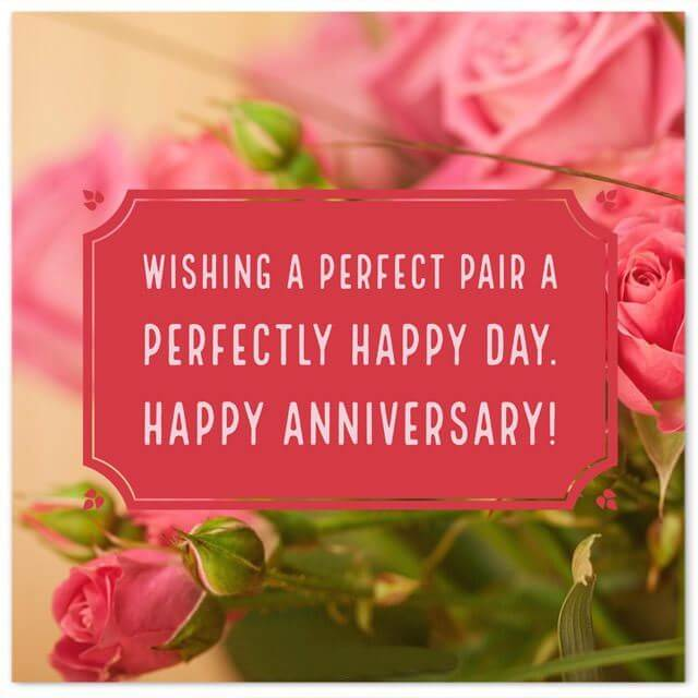 Happy Anniversary Wishes for Couple Messages