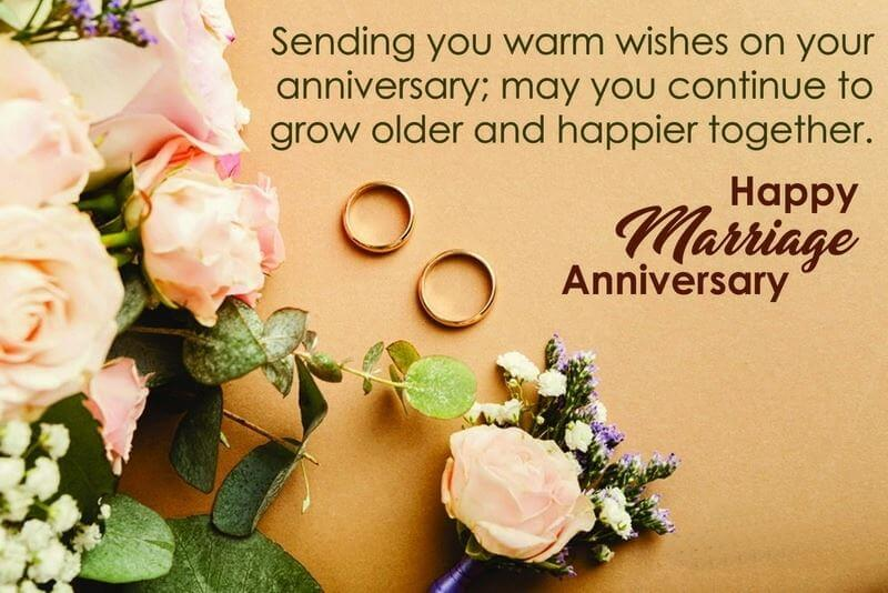 Happy Anniversary Wishes for Couple Quotes