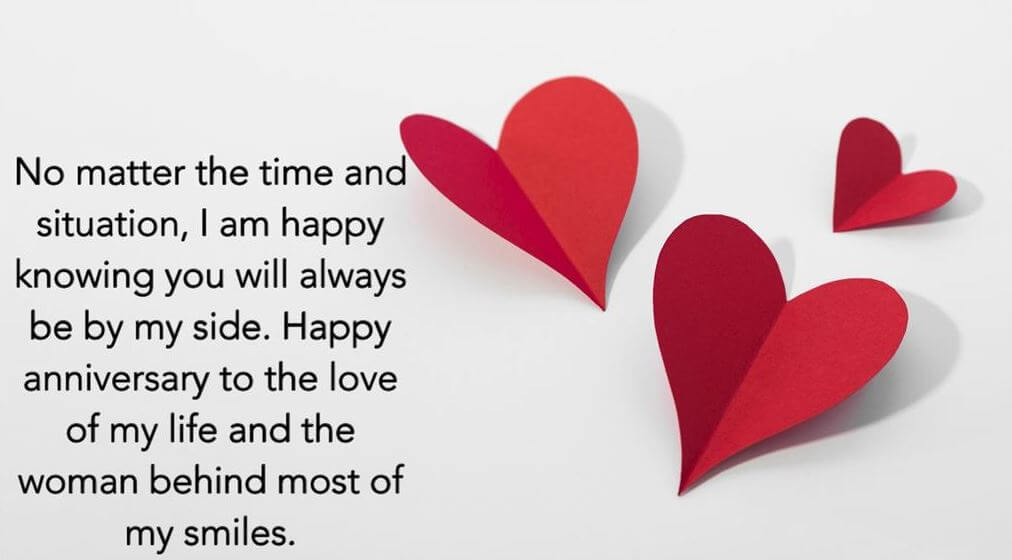 Happy Anniversary Wishes for Girlfriend Message