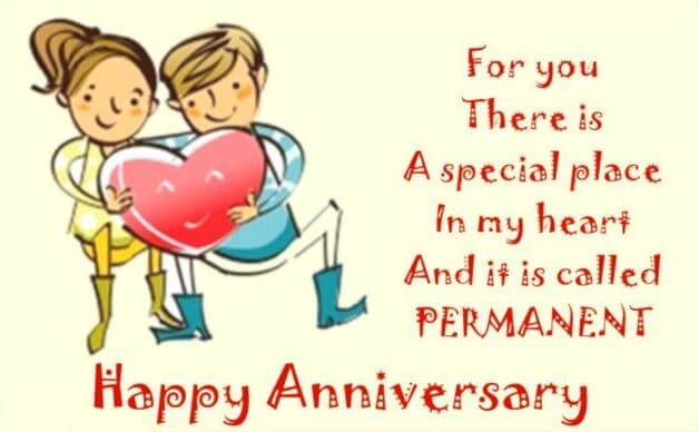 Happy Anniversary Wishes for Girlfriend Quotes