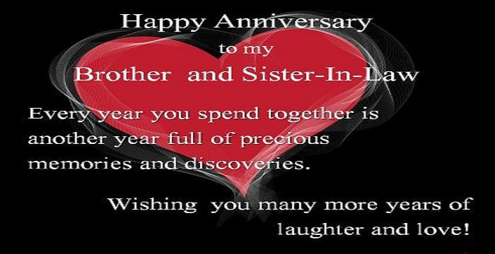 Happy Anniversary Wishes for Sister & Jiju Wallpaper