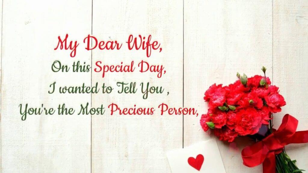 Happy Anniversary Wishes for Wife Whatsapp Status