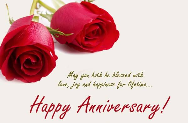 Happy 1st Anniversary Wishes Status