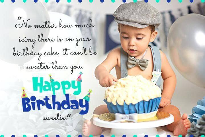 Happy 2nd Birthday Wishes for Baby Boy Quotes