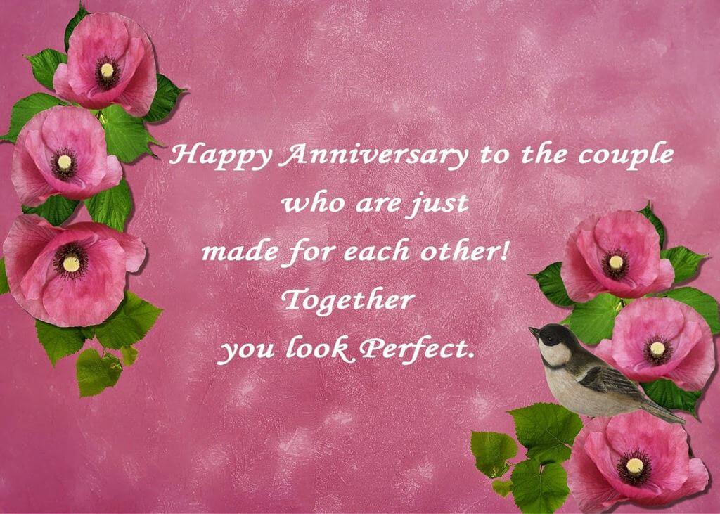 Happy Anniversary Wishes for Friend Images