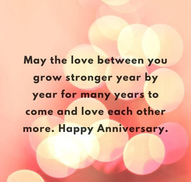 Happy Anniversary Wishes for Parents Lovely Couple