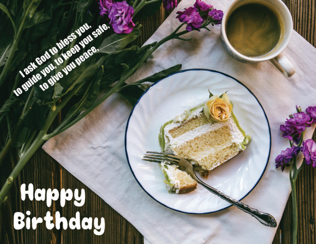 Happy Birthday Wishes for Someone Special Cake