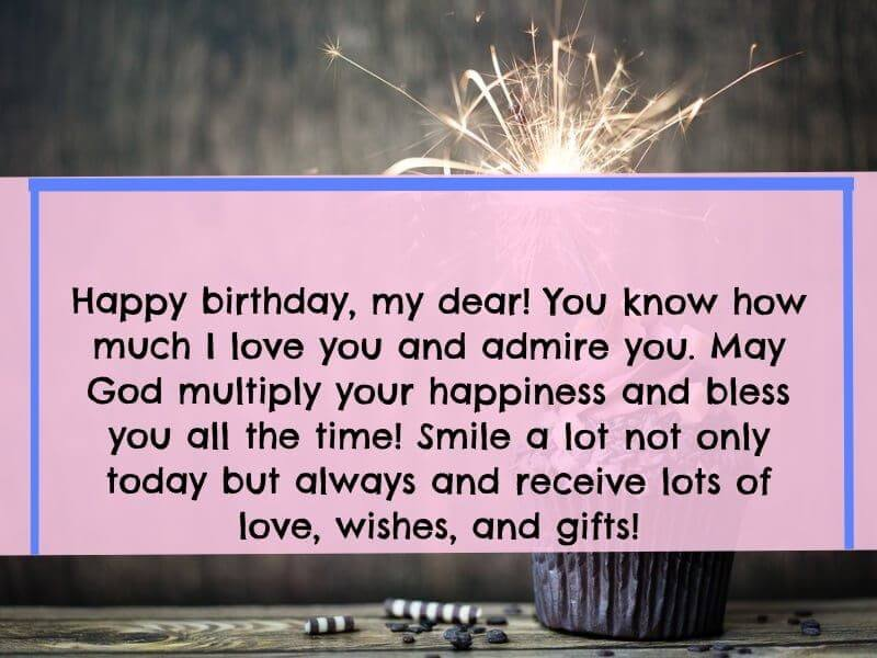 Happy Birthday Wishes for Someone Special Quotes