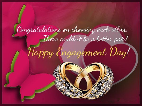 Happy Engagement Wishes Quotes